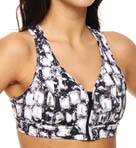 BodyRock Sport Zip 'Em Up Aphrodite Sports Bra BR4A