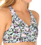 BodyRock Sport Zip 'Em Up Lauren Sports Bra BR4L