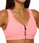 BodyRock Sport Zip 'Em Up Andrea Sports Bra BR5A