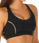 BodyRock Sport Dim Your Headlights Denise Sports Bra BR5D