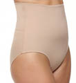BODYSLIMMERS Nancy Ganz High Waisted In Brief Panty NG012