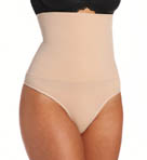 BODYSLIMMERS Nancy Ganz Seamless Highwaisted Thong NG033