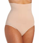 BODYSLIMMERS Nancy Ganz Seamless Highwaisted Brief Panty NG034