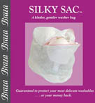 Silky Sac Lingerie Wash Bag