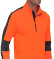 Brooks Nightlife Essential Longsleeve 1/2 Zip Jacket 210418