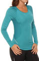Brooks Equilibrium Long Sleeve Top 220349