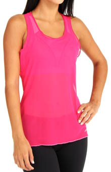 D'Lite Micro Mesh Racerback Tank