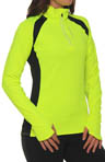 Brooks Nightlife Infiniti 1/2 Zip Top 220487