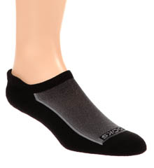 Brooks Essential Low Cut Tab Socks - 2 Pack