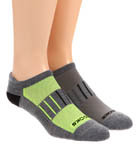 Essential Low Cut Tab Lite Socks - 2 Pack