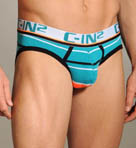 Pop Stripe Lo No Show Profile Brief