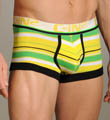 C-in2 Pop Stripe Lo No Show Army Trunk 1623NWA