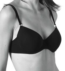 Meryl Sensitive Seamless Molded Cup Bra