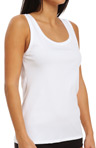 Mood Cotton Ribbed Tank Top Image