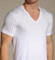 Statement V-Neck T-Shirt Image