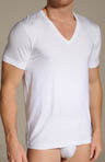 Statement V-Neck T-Shirt
