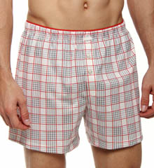 Plaid Boxer