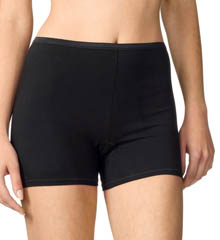 Comfort Stretch Cotton Short Leg Panties