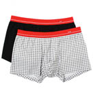 Boxer Briefs 3 Inch Inseam - 2 Pack