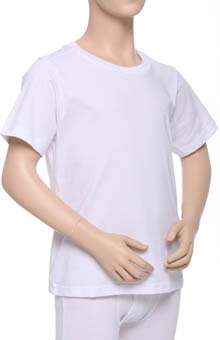 Boys 2 Pack Undershirts