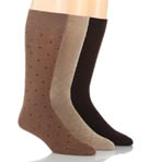 Calvin Klein Fashion Geometric Sock 3 Pack