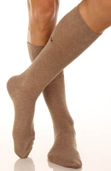 Luxurious Flat Knit Socks