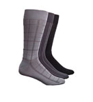 Calvin Klein Microfiber Dress Sock 3 Pack ACP174