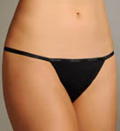 CK One Microfiber G-String Thong