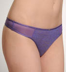 Calvin Klein All Over Lace Thong F3463