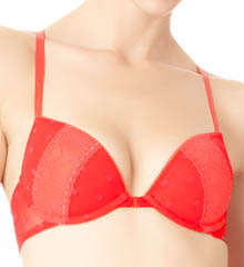 Bella Front Close Push Up Bra