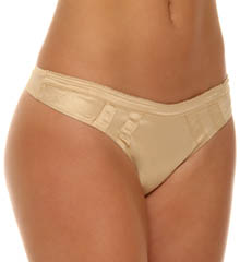 Satin Structure Thong