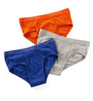 Calvin Klein Classics Low Rise Brief 3 Pack U1183