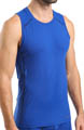 Athletic Performance Mesh Muscle Tank Image