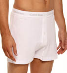 Open Leg Knit Boxer 2 Pack
