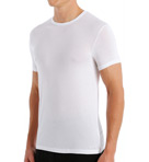 Micro Modal Short Sleeve Crew Neck T-Shirt
