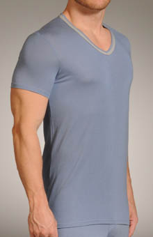 Micro Modal Essentials V-Neck