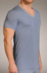 Calvin Klein Micro Modal Essentials V-Neck U5576F
