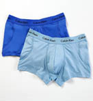 Calvin Klein Microfiber Stretch 2 Pack Trunk U8721