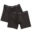 Microfiber Stretch Boxer Brief - 2 Pack Image