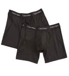 Microfiber Stretch Boxer Brief - 2 Pack