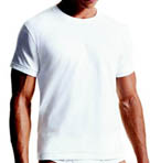 Flexible Fit Crew Neck T-Shirts - 2 Pack
