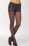 Herringbone Sheer Tight with Control Top