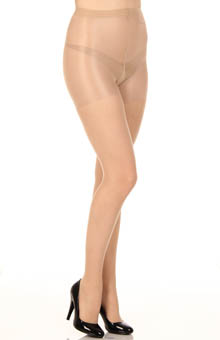 Matte Sheer Shaper Pantyhose