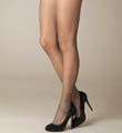 Matte Ultra Sheer Pantyhose with Control Top Image