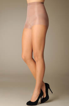 Infinite Sheer Pantyhose with Control Top