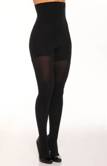 High Waisted Opaque Tight