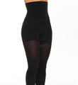 High Waisted Opaque Tight Image