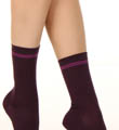 Calvin Klein Hosiery Striped Socks ACS519