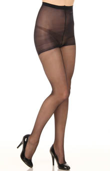 Shimmer Sheer Control Top Pantyhose