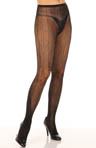 Cable Stripe Net Tights